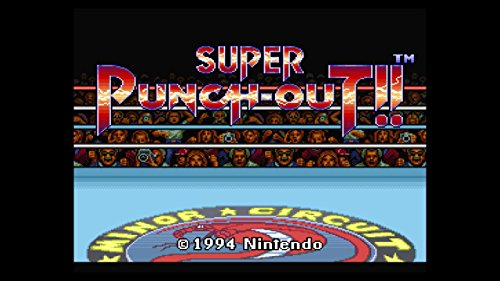Super Punch-Out!! - New 3DS [Digital Code]