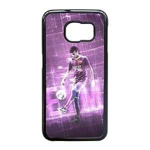 Samsung Galaxy S6 Edge Custom Cell Phone Case Barcelona soccer player Neymar Case Cover TWFF37988