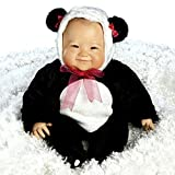 Paradise Galleries Reborn Asian Baby Doll, 20 inch Lifelike Girl Su-lin - in GentleTouch Vinyl & Weighted Body