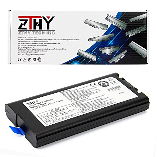 ZTHY 9-Cell Cf-vzsu29 Replacment Laptop Battery Panasonic To
