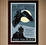 Night's Watch Recruitment Poster - Game of Thrones