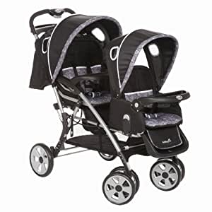 Amazon.com : Safety 1st Two Ways Tandem Stroller, Orion ...