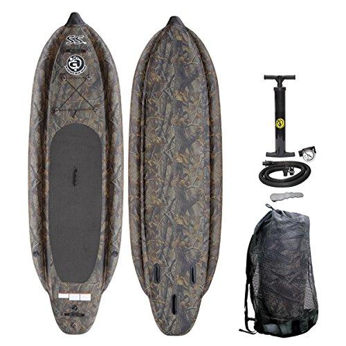 AIRHEAD AHSUP 3 Stand Paddleboard Camo