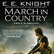 March in Country: The Vampire Earth, Book 9 | E. E. Knight