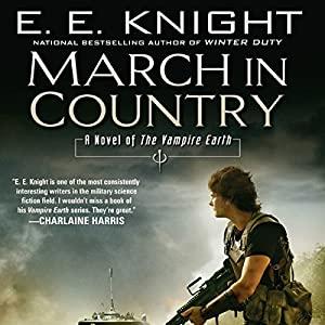 March in Country Audiobook