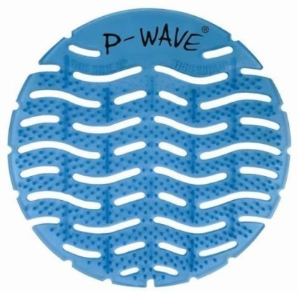 P Wave Scented urinal screen - Ocean Mist Box of 10 MC Store