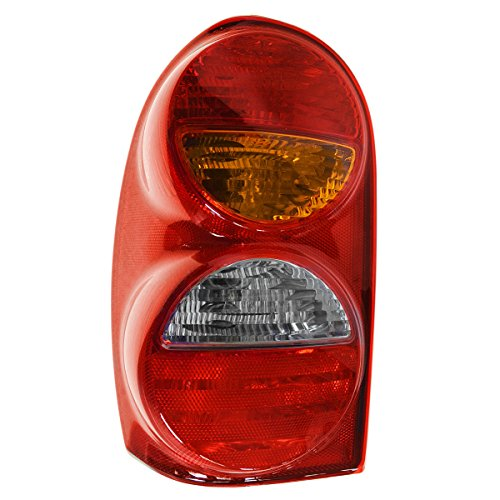 Taillight Taillamp Rear Brake Light Driver Side Left LH for 02-04 Liberty