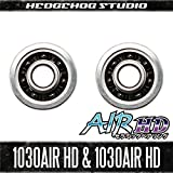 "Cheap ""Kattobi"" Spool Bearing Kit – AIR Hd Ceramic – « 1030air Hd & 1030air Hd » for Shimano, Core, Chronarch, Curado, Citica, Antares, Calcutta, Aldebaran, Scorpion, Metanium (Baitcaster Fishing Reel)"