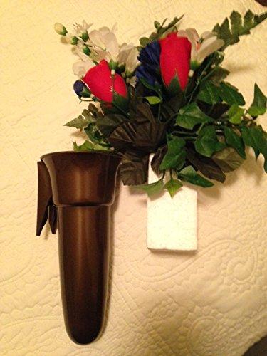 Amazon.com: Royal Duchess Crypt/Mausoleum Flower Vase - 5.5 in ... on jar lifter, furniture lifter, bag lifter, window lifter, stand lifter,