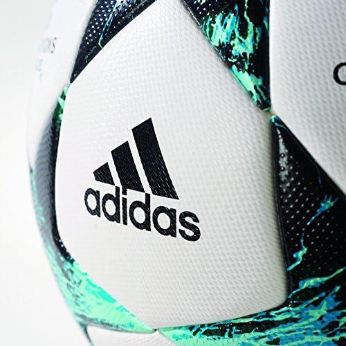adidas Finale 17 Omb Balón, Hombre, Blanco (Blanco/Negbas/verosc ...