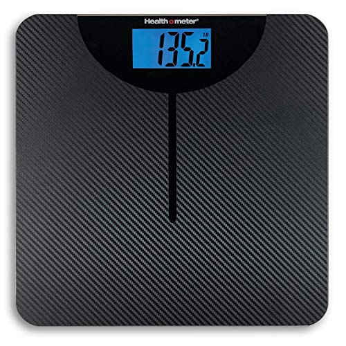 Health o meter Carbon Fiber Digital Scale