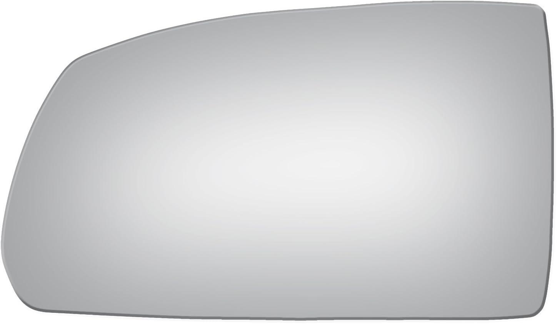 Burco 4138 Driver Side Replacement Mirror Glass for 2006-2009 Kia Rio Rio5