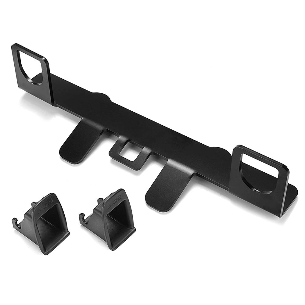 Tickas Seat Belt Interface Universal Car Child Seat Restraint Anchor Mounting Kit for ISOFIX Belt Connector by Tickas