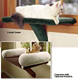Window Cat Perch Optional Bolsters (2-pack) from Drs. Foster & Smith