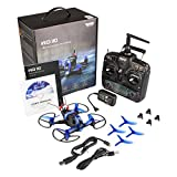 Weyland Quadcopter Racing Drone Kit with Fpv HD Camera/Devo 7 Remote Control/F3 Fight Control/Live Video Transmitter WD110 for Christmas Gift