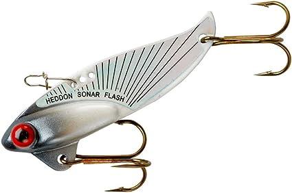Fishing Lure Heddon Sonar Flash 1//2 oz