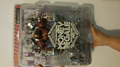 Trigun Planet Gun Smoke Monev The Gale figure Diamond