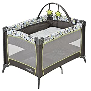 Evenflo Portable Babysuite 100 Playard, Covington