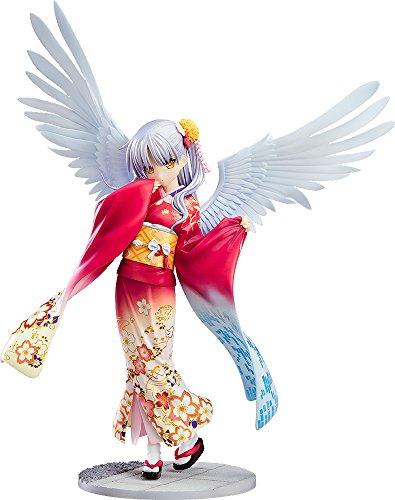 Angel Beats! 立華かなで 晴れ着Ver. 1/8スケール ABS&PVC製 塗装済み完成品フィギュアの商品画像
