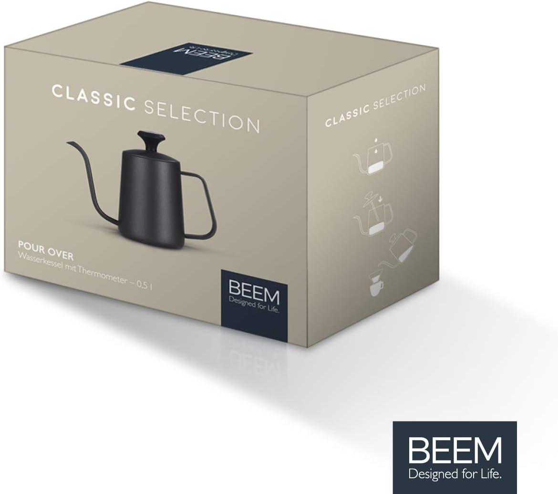 Beem Pour Over Café Filtre pour pendre 4 tasses Classic Selection porcelaine