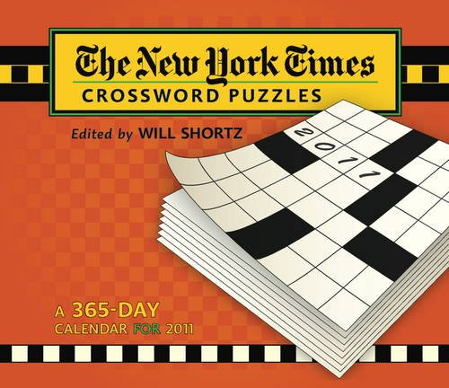 Download The New York Times Crossword Puzzles 365-Day 2011 Calendar PDF