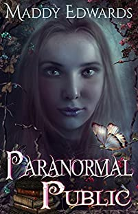 Paranormal Public by Maddy Edwards ebook deal