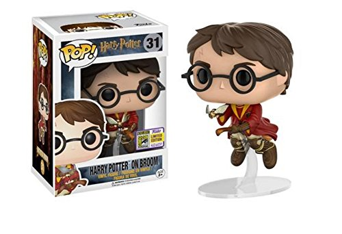 Harry Potter Pirate (SDCC 2017 LE Funko Exclusive Pop! Harry Potter: Harry Potter on Broom Figure)