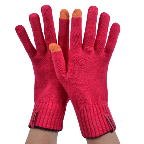 adidas Performance NEO Womens Knitted Phone Gloves