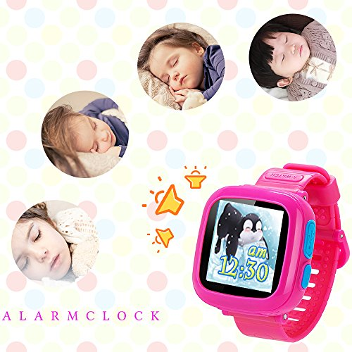 Kids Smartwatch,Smart Watch with Games,Girls Boys Smart Watches with Digital Camera Children's Smart Wrist Kids Gifts Learning Toys by YNCTE (Image #4)