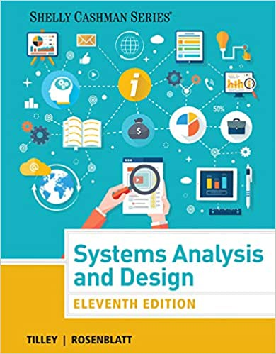 Systems Analysis And Design Shelly Cashman Series Scott Tilley