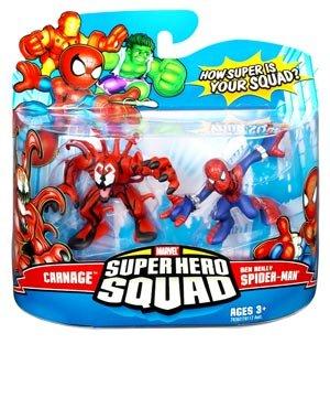 Super Hero Squad 8: Carnage & Ben Reilly Spider-Man