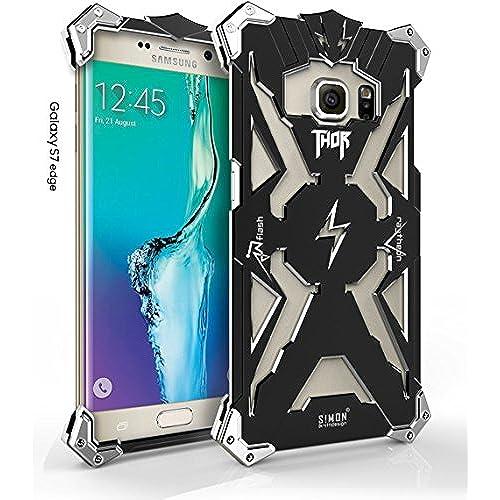 Galaxy S7 Edge Case, bpowe Simon Aviation Aluminum Thor Case for SAM S7 Edge , Anti-scratch Strong Protection Sales