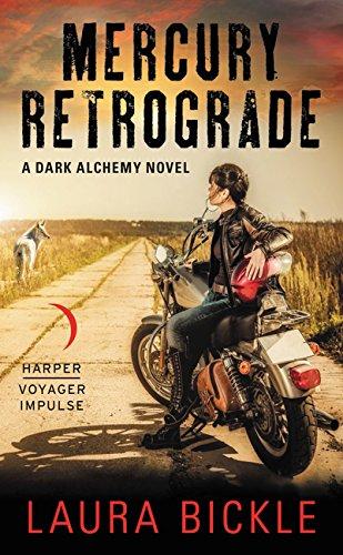book cover of Mercury Retrograde