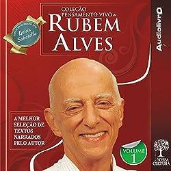 Coleção Pensamento Vivo de Rubem Alves - Volume 1