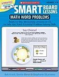 Math Word Problems, Bob Krech and Denise Birrer, 0545140242