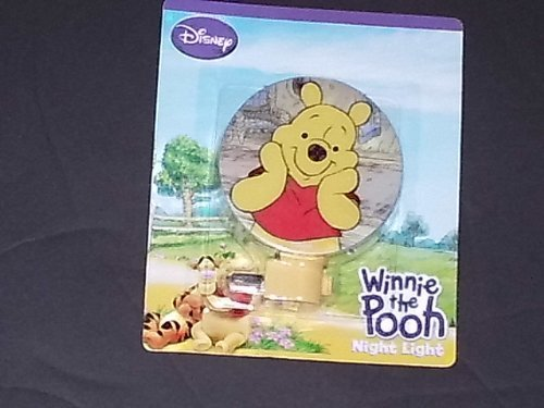 Winnie the Pooh Night Light ()