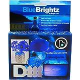Brightz, Ltd. Blue Everyday Color Brightz Creative Do It Yourself LED Fairy Light Accessory