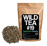 Spearmint Tea to calm, invigorate, soothe and to liven up your own tea blends!  The invigorating spearmint plant, a close cousin of peppermint, is a milder, less spicy version of peppermint. It packs the same potent benefits of peppermint, wi...