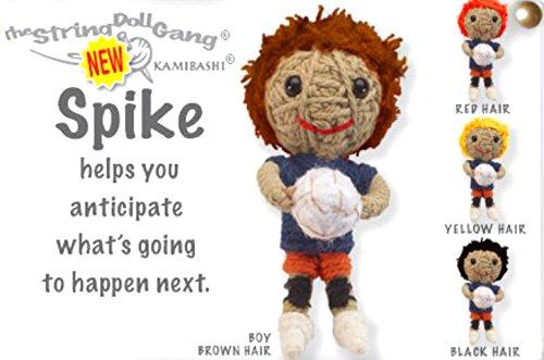 Original Player (Kamibashi Spike Boy Volleyball Player The Original String Doll Gang Keychain Clip)