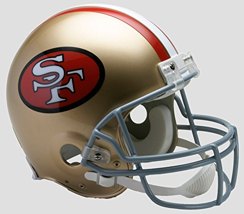 Riddell San Francisco 49ers 1964-1995 Authentic Throwback Helmet