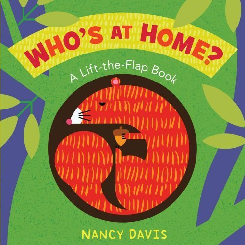 Download Who's at Home?: A Lift-the-Flap Book by Gerver, Jane E. (1 Brdbk Edition) [Boardbook(2010)] ebook