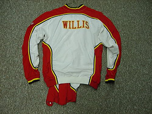 Kevin Willis Atlanta Hawks 1992-95 Game Worn Warm-Up Suit