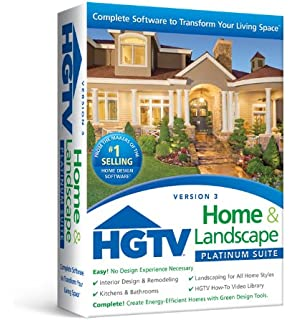 HGTV Home U0026 Landscape Platinum Suite 3.0 Part 45