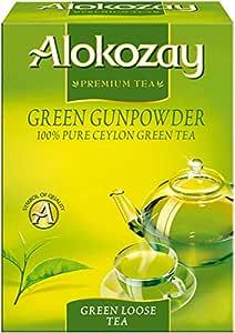 Alokozay Green Loose Tea, 225 gm