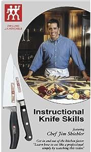 J.A. Henckels Instructional Knife Skills DVD