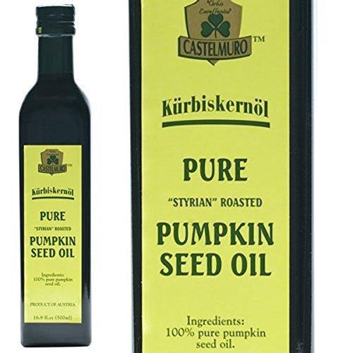 Styrian Pumpkinseed Oil 8.45 oz by Castelmuro