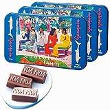ノアノア チョコレート 3缶セット 【タヒチ 海外土産 輸入食品 スイーツ】