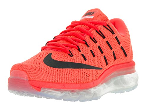 Nike Damen Air Max 2016 Helle Crimson / Blck Unvrsty Rd