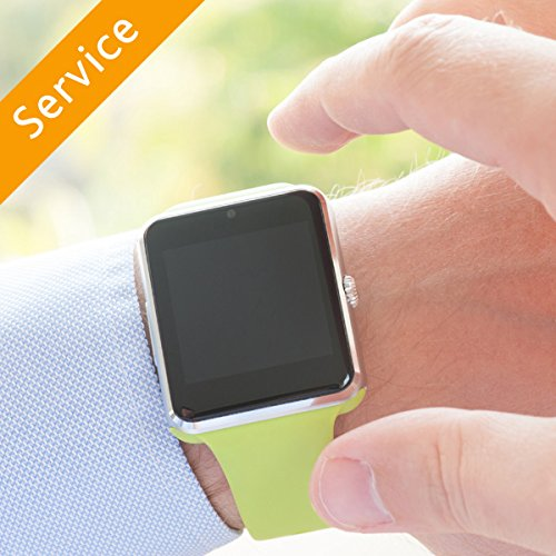 Smart Watch Screen Protector Installation - Samsung (Ats Watch)