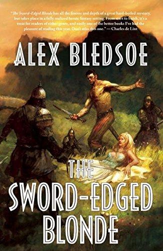 Sword Edged Blonde Alex Bledsoe